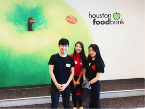 Volunteer at the Houston Food Bank
