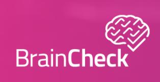 Brain Check Logo