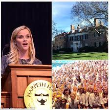 Reese Witherspoon Harpeth Hall