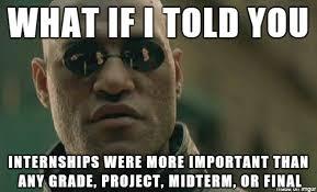 impress your internship supervisor