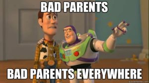 Teaching Independence does not mean you are a bad parent
