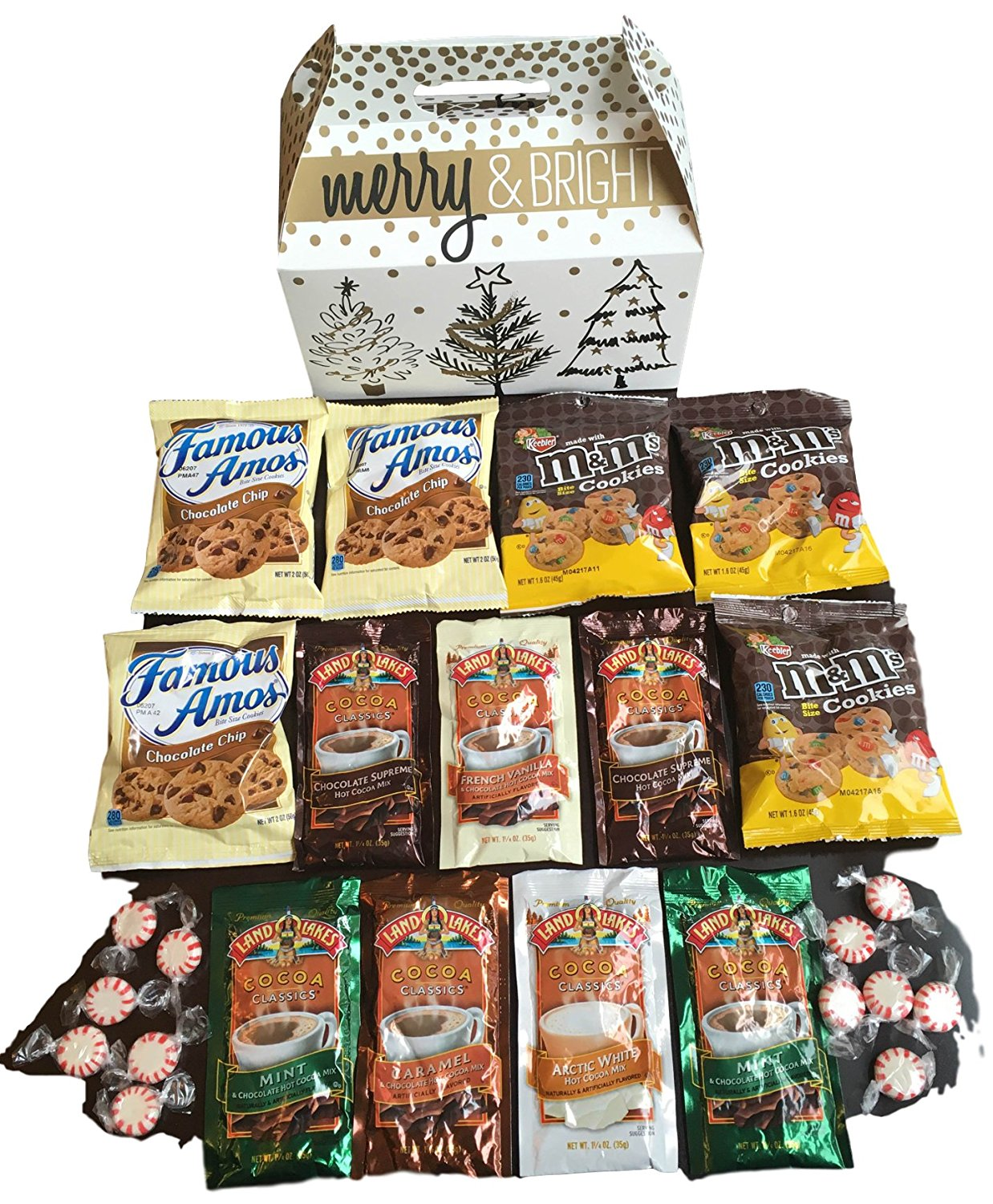 Hot Cocoa & Cookies Holiday Care Package: $21.95 on Amazon