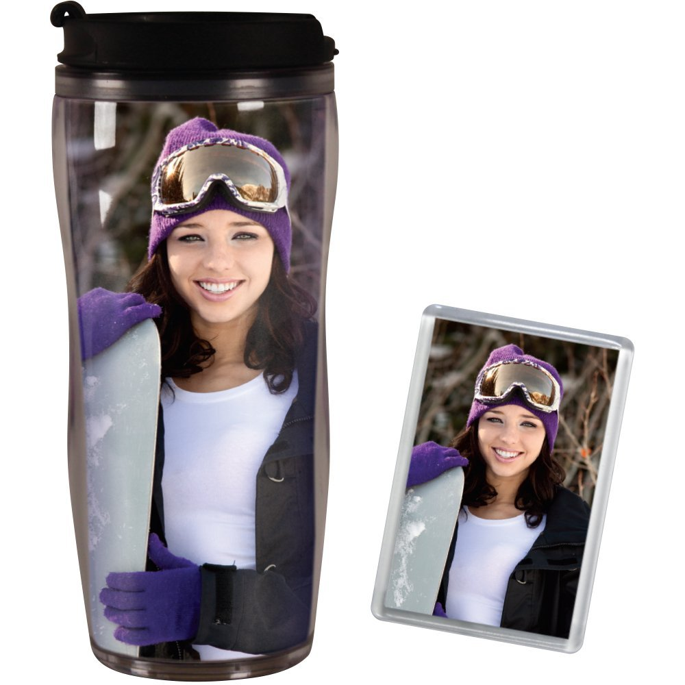 PixMug Photo Travel Mug: $9.99 on Amazon