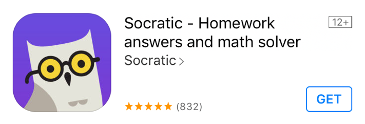 Good Apps for Students - Socratic - Homework answers and math solver