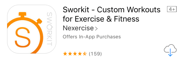 Good Apps for Students - Sworkit - Custom Workouts for Exercise & Fitness