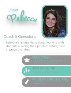 About our college admissions coaches