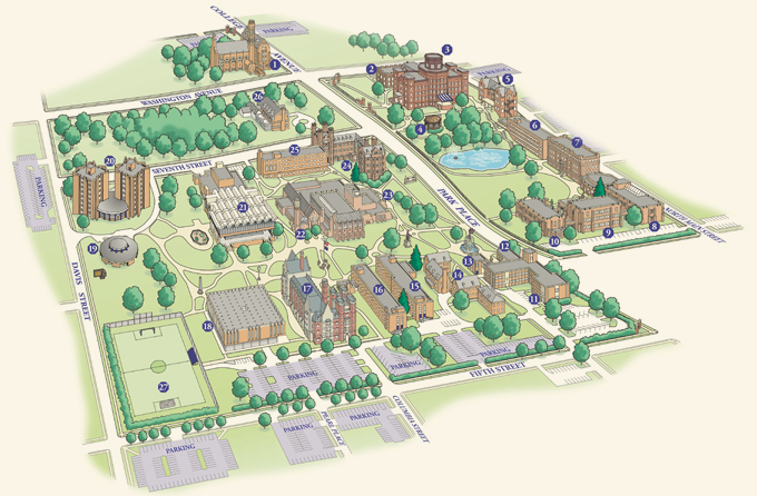 college visit FAQ
